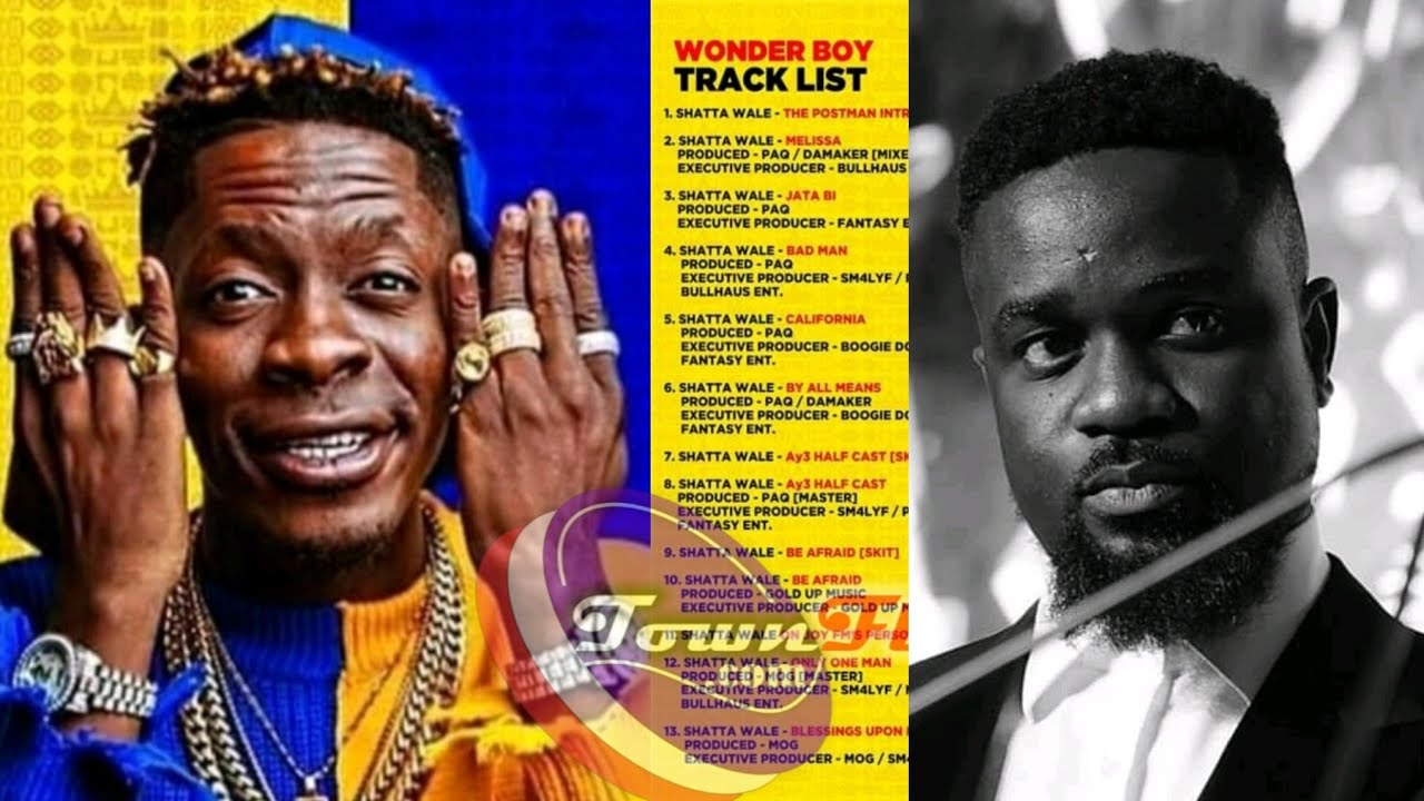 Shatta Wale Explains Why He Did Not Congratulate Sarkodie On Winning BET Awards Best international Flow