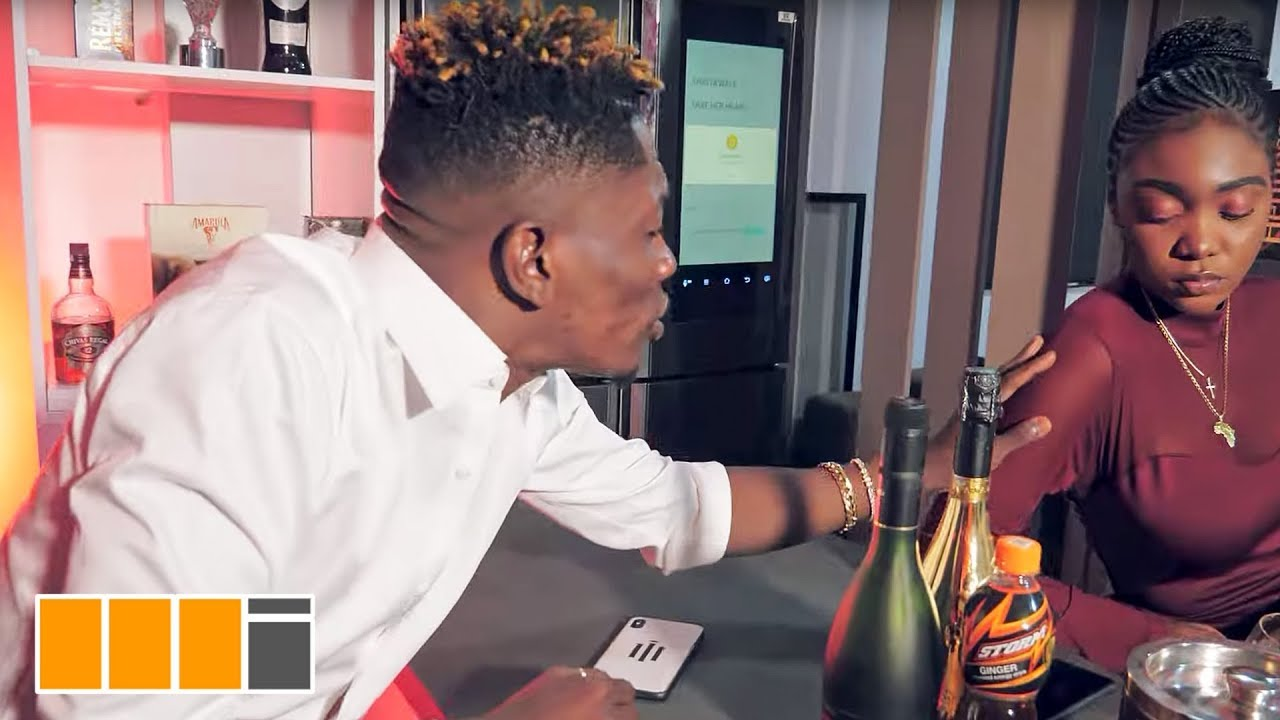Shatta Wale Save Her Heart Video