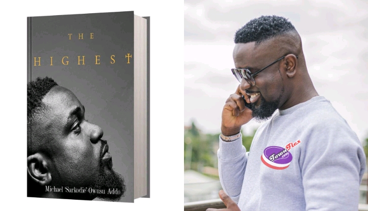 """Sarkodie About To Launch His First Book """"The Highest"""""""