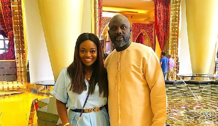 Jackie Appiah Not Pregnant for George Oppong Weah