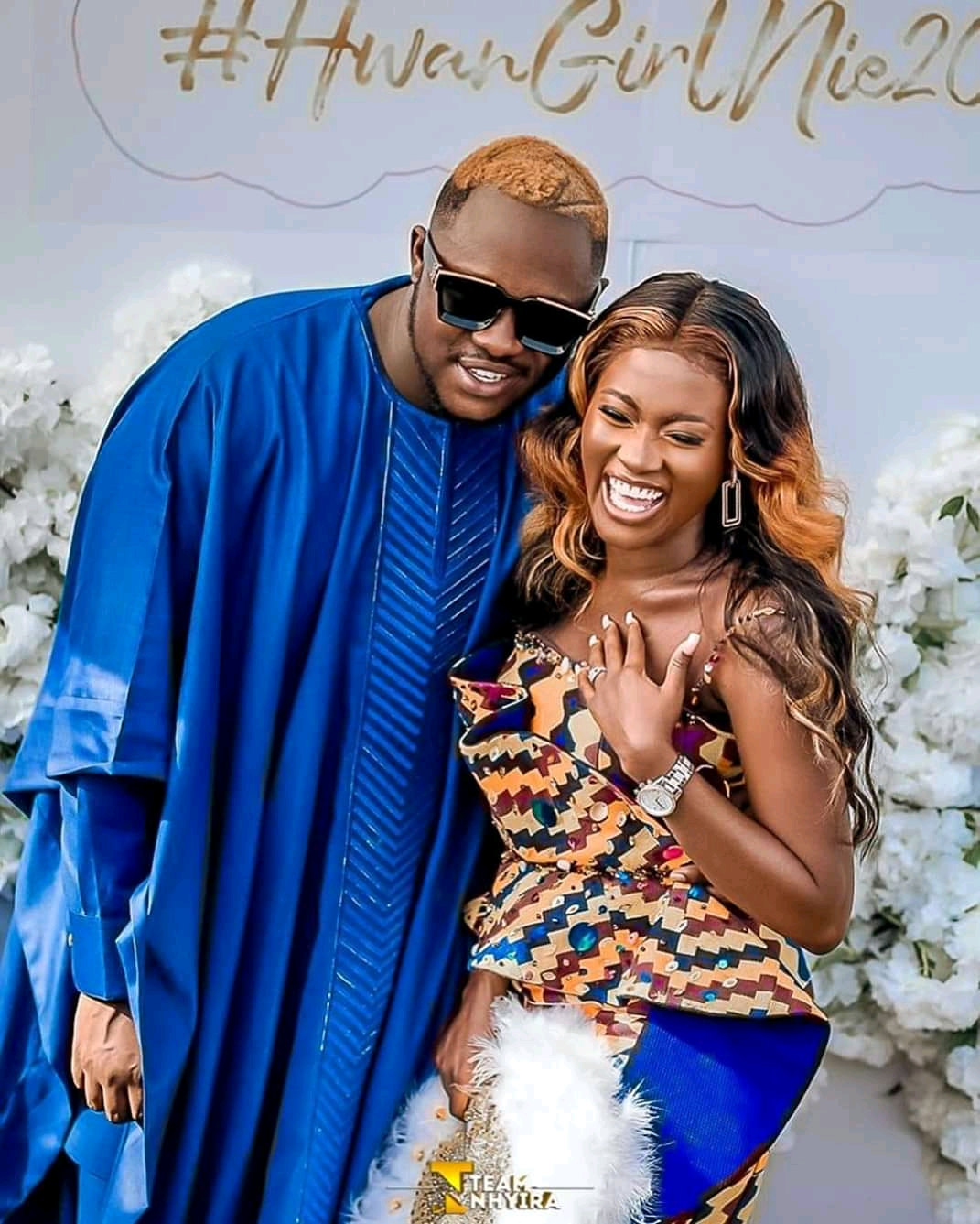 Fella Makafui to Medikal, expresses her undying love