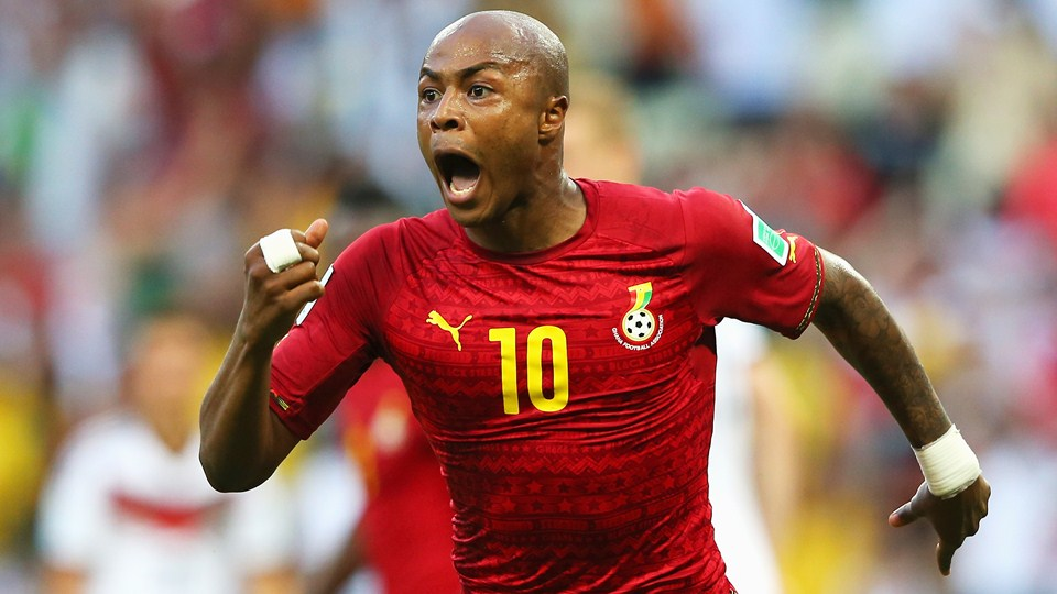 Andre Ayew African Team Of The Decade