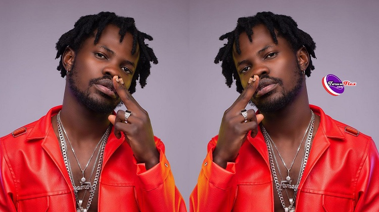 Watch Video: Fameye Sends Message To Friends Who Don't Share His Songs Never To Ask Him For Money