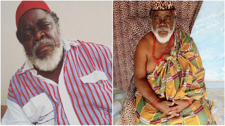 Actor, Jim Lawson Maduike Is Dead