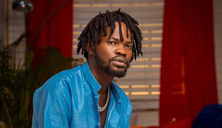 3Music Awards 2021: Fameye Explains Why He Deserves 'Artiste Of The Year' Win Over Kuami Eugene, Sarkodie And Others