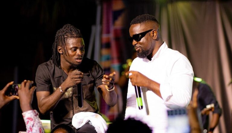 Sarkodie Is Not My Friend: Kuami Eugene Explains Why The Rapper Isn't His Friend [Watch Video]
