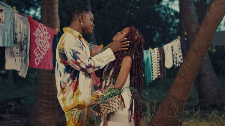 """Watch Music Video: Mbosso Releases Visuals For """"Kiss Me"""" Off His Definition Of Love Album"""