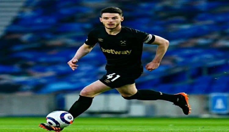 Declan Rice rejected two new contract offers from West Ham amid Manchester United and Chelsea interest.