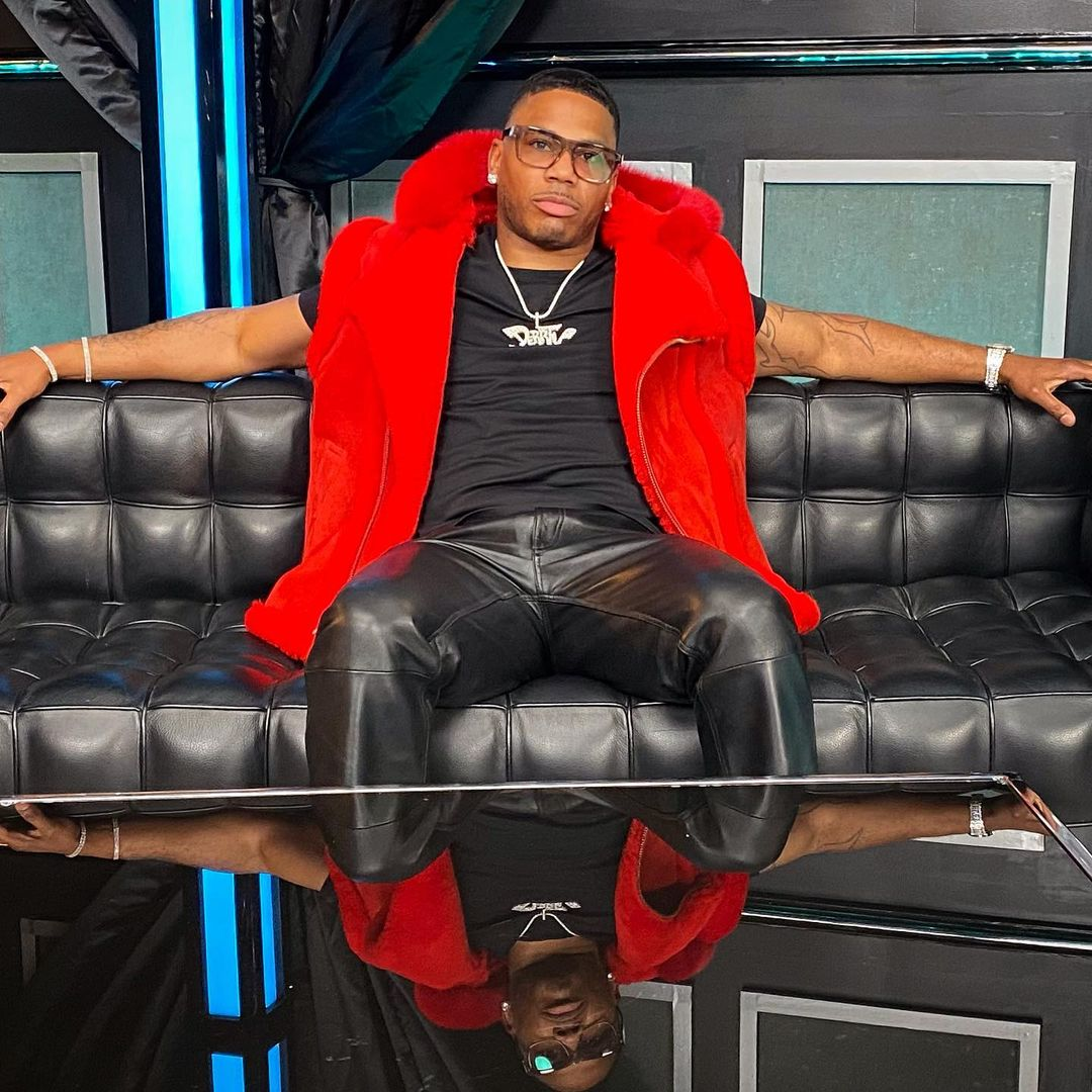 Nelly to Receive 'I Am Hip Hop' Award at 2021 BET