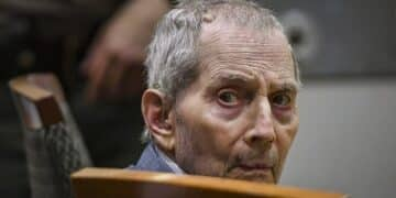 Robert Durst Sentenced To Life In Prison For The Murder Of His Close Friend, Susan Berman
